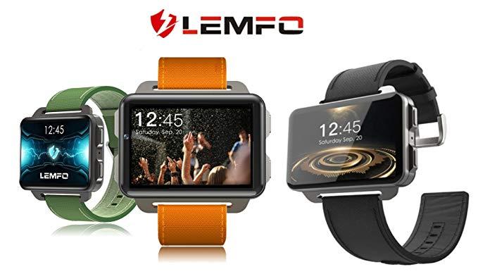 SORTEIO do Smartwatch LEMFO LEM4 PRO