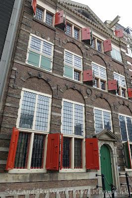 Rembrandt House, 林布蘭故居, amsterdam, 阿姆斯特丹