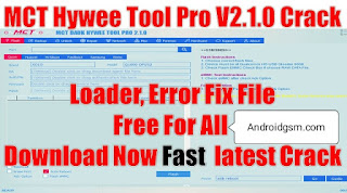 How To Download MCT Dauk HyweeTool Pro V2.1.0 Full cracked free download on password by AndroidGSM