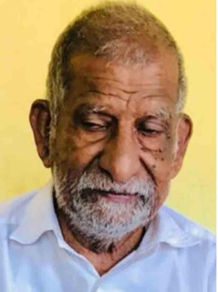 Dituppa Muhammad of Bevincha passed away