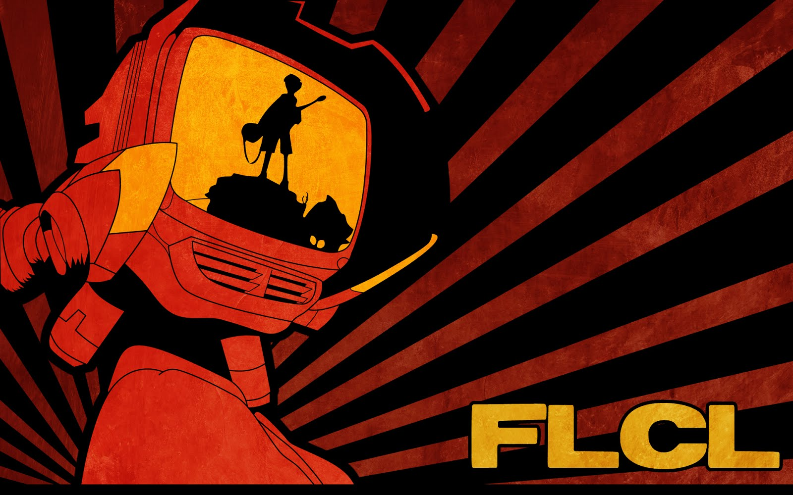 Anime Wallpapers Flcl Wallpaper