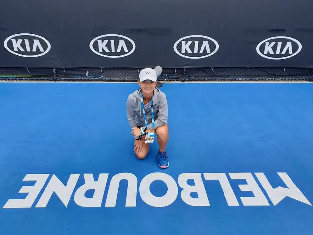 Australian Open: Priska Hadapi Petenis Tuan Rumah di Putaran Pertama