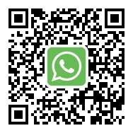 SCAN QR // Klik via WhatsApp