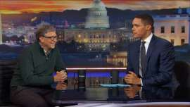 Bill Gates names Trevor Noah as one of his favourite comedians
