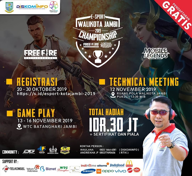 event jambi 2019