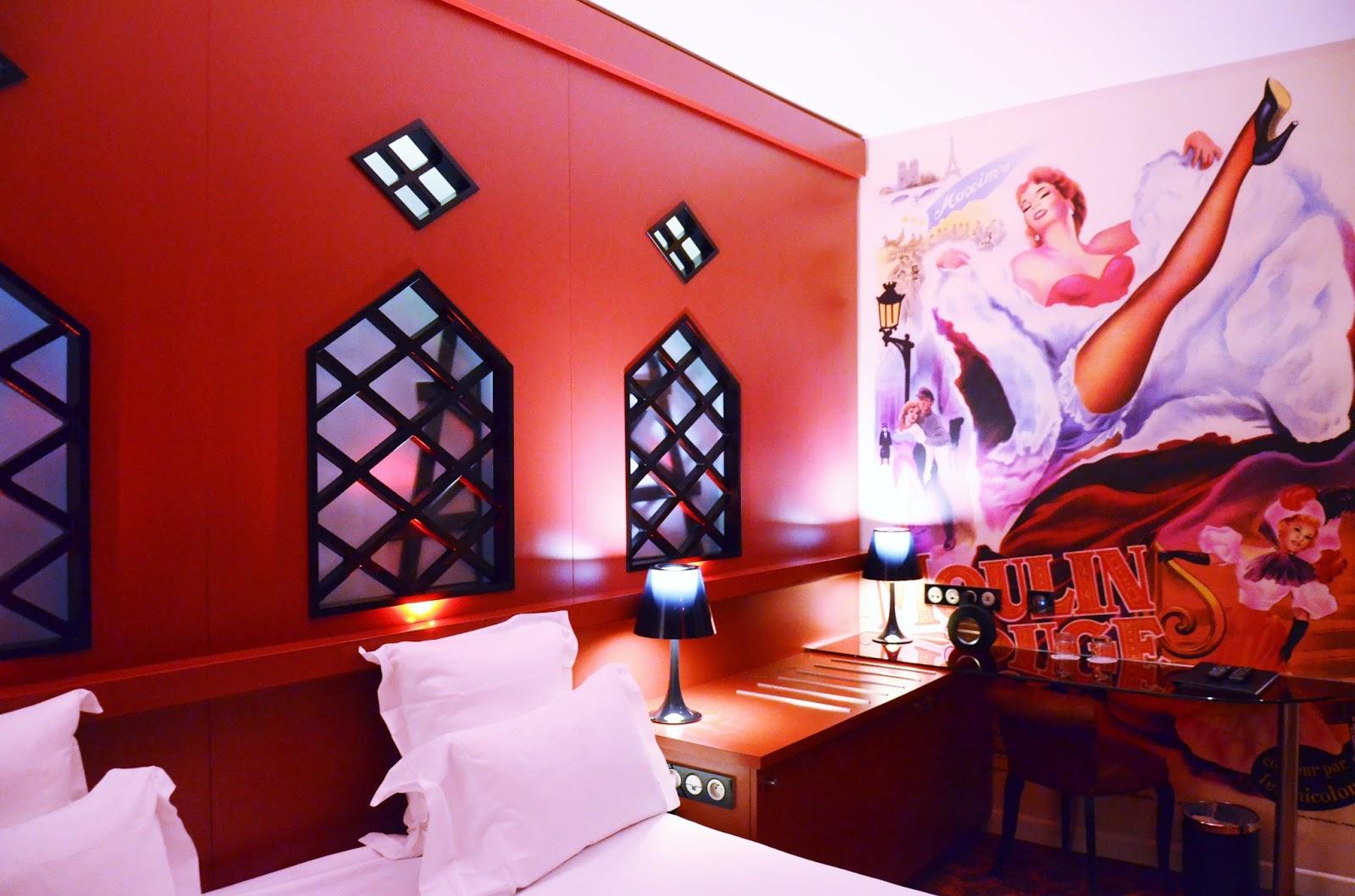 H tel design secret de paris dormir dans un monument for Design secret hotel