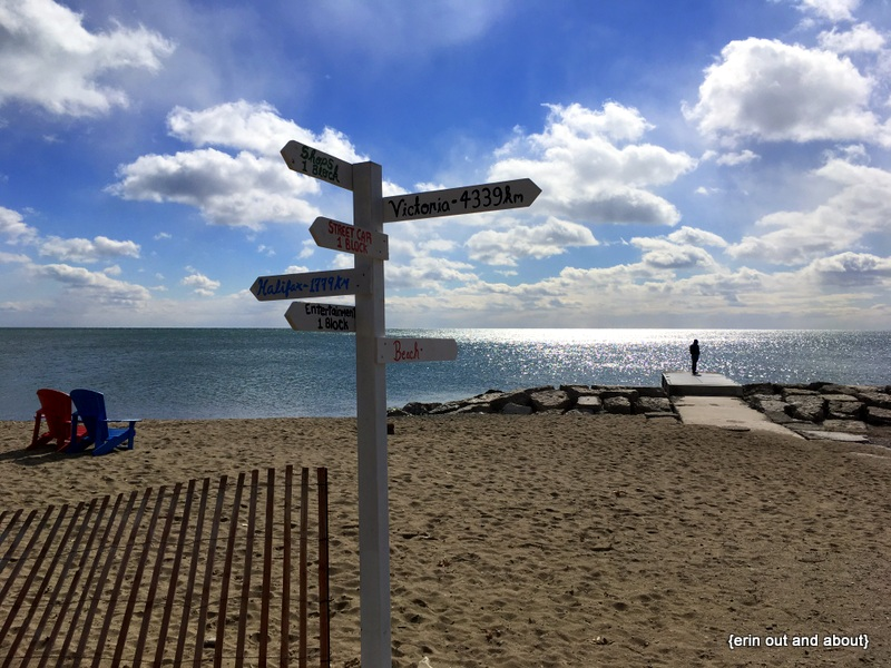 {Erin Out and About} Places to Chill in Toronto: The Beaches