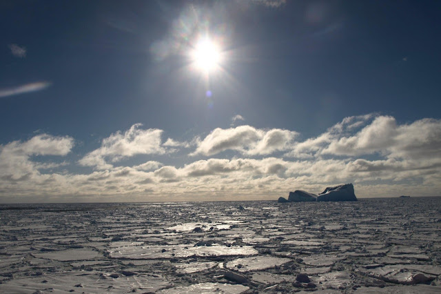 Scientists throw light on mysterious ice age temperature jumps