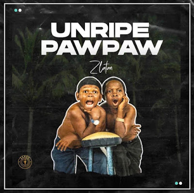 """Zanku records head honcho Zlatan comes through with another banging new record which he entitled """"Unripe Pawpaw"""" produced by P Prime."""