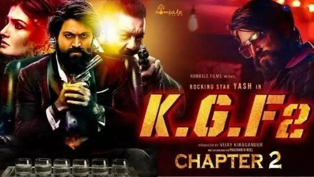 KGF 2 Full Movie