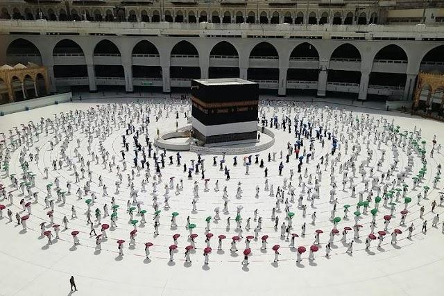 Arab Saudi Buka Pintu Jemaah Umrah Internasional Mulai 10 Agustus, Indonesia Masih Ditangguhkan.