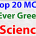 Most Important Science Mcqs for jobs