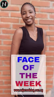 Face of the Week: Akinbaleye Diamond Oreoluwa