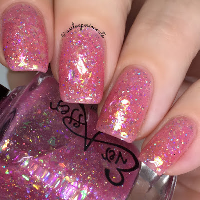 ever after polish you can't sit with us swatch o-pal-eez 2018 collection