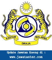 Jawatan Kosong Jabatan Kastam Diraja Malaysia (JKDM)