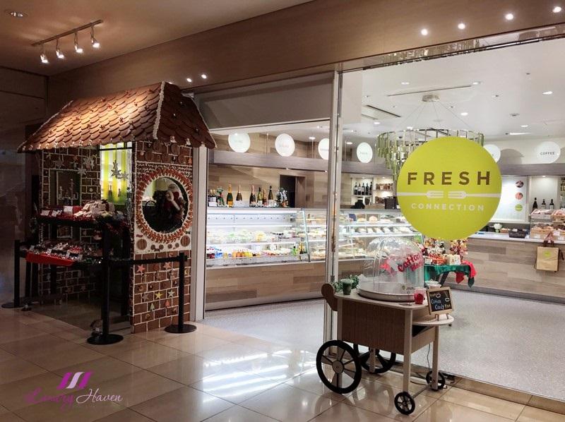 hilton tokyo bay fresh connection bakery