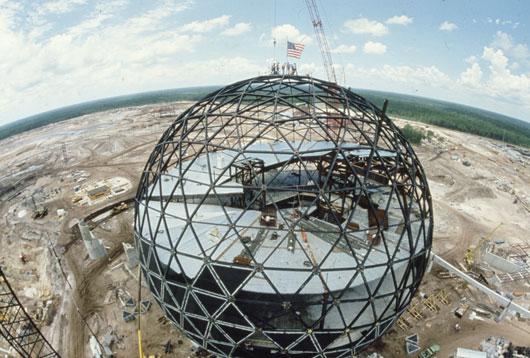Disney Avenue: Making of: Spaceship Earth