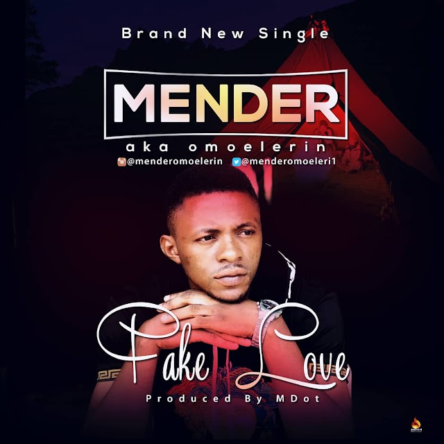 [Music] Mender – Fake love