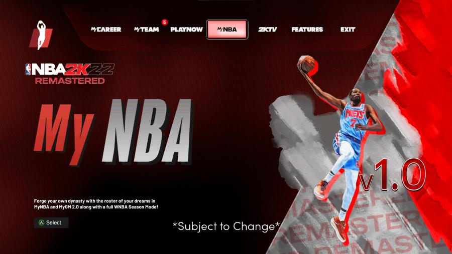 NBA 2K22 Remastered blog - New Details Update! INSANE OVERHAUL!