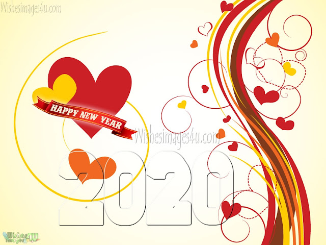 New Year 2020 Full HD Love Pictures