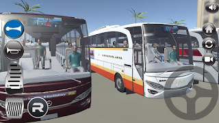 Game Simulasi Android Terbaik - IDBS bus simulator