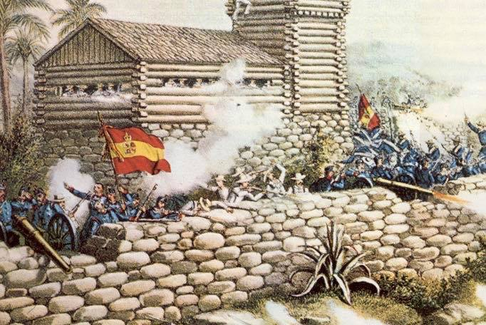 an analysis of the united states in the spanish american war This article uses the spanish-american war, one of the only possible cases of   the liberal pacific union as an effort by the united states to exercise its global.