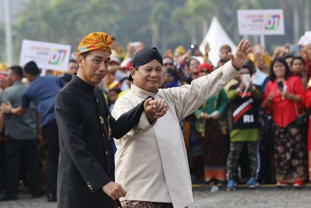 Jokowi Dan Prabowo Diharapkan Ikut Reuni Akbar 212