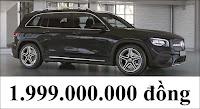 Giá xe Mercedes GLB 200 AMG 2021