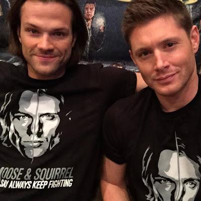 Jensen Ackles Always Keep Fighting
