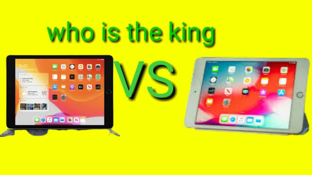 iPad Mini 5 and Apple iPad 10.2 which one is the king?
