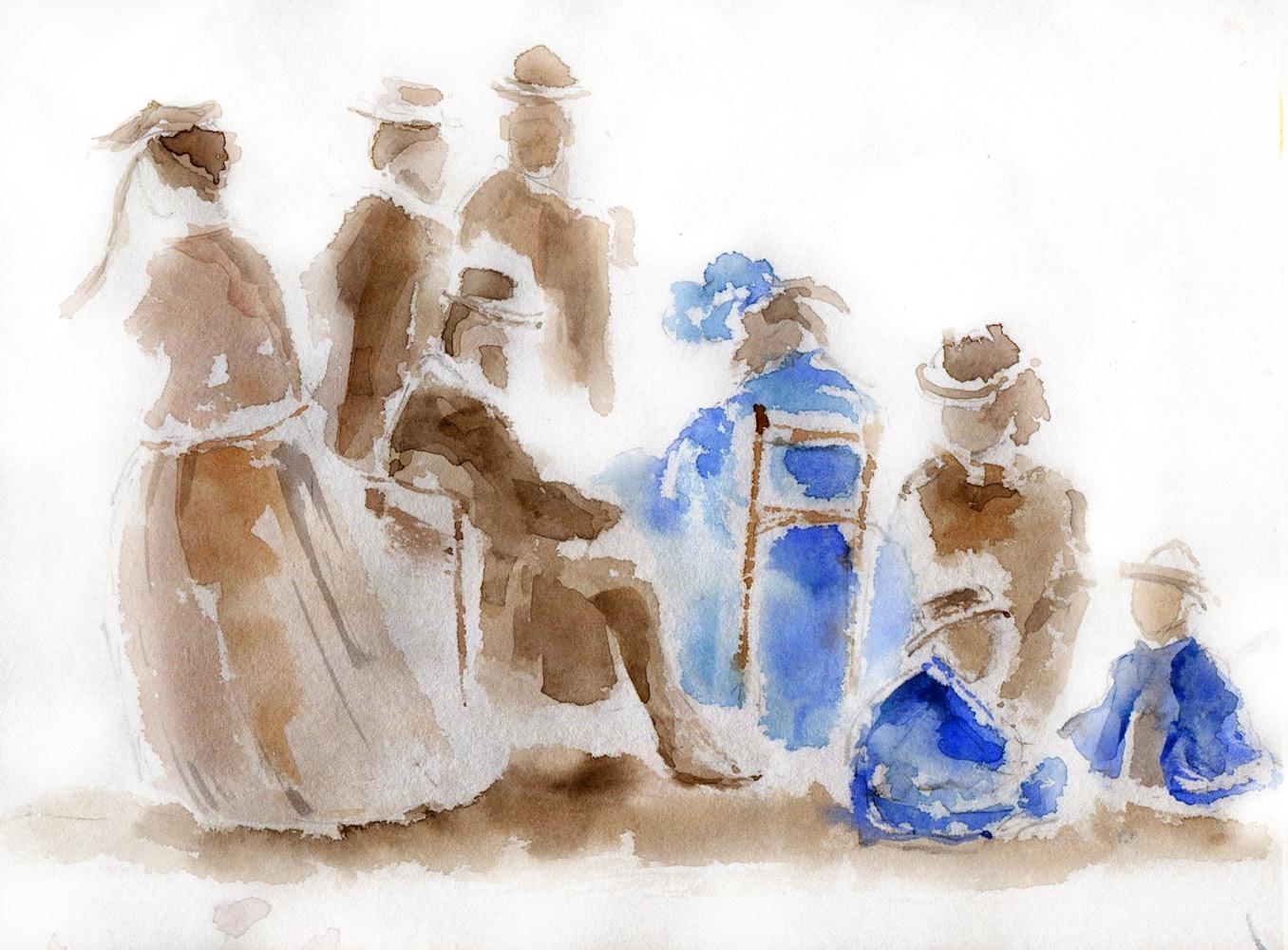 Eugene-Boudain-Sketch