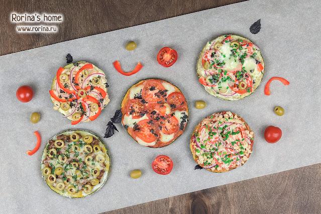 пицца из кабачков на сковороде: рецепты с фото