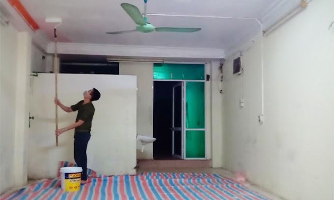 Thợ sơn nhà tại Hải Phòng giá rẻ chuyên nghiệp uy tín chất lượng nhanh gọn