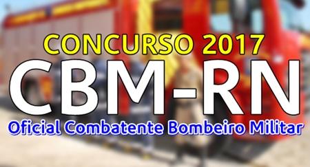 Apostila concurso CBMRN 2017 Oficial Bombeiro Militar