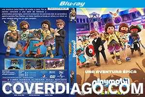 Playmobil The Movie - La Pelicula - BLURAY