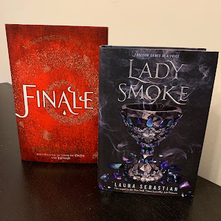 UK Finale and Lady Smoke.