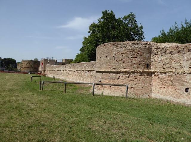 rocca brancaleone a Ravenna