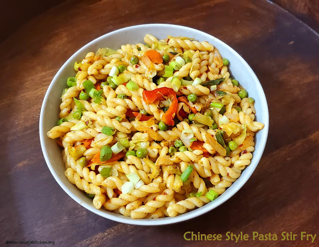 images of Chinese Style Pasta Stir-Fry / Vegetable And Pasta Stir Fry Chinese Style