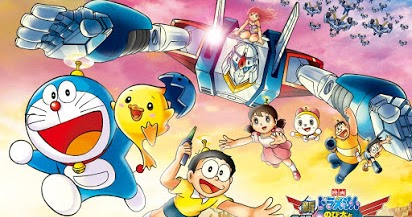 Doraemon: Nobita and the New Steel Troops Angel Wings ...