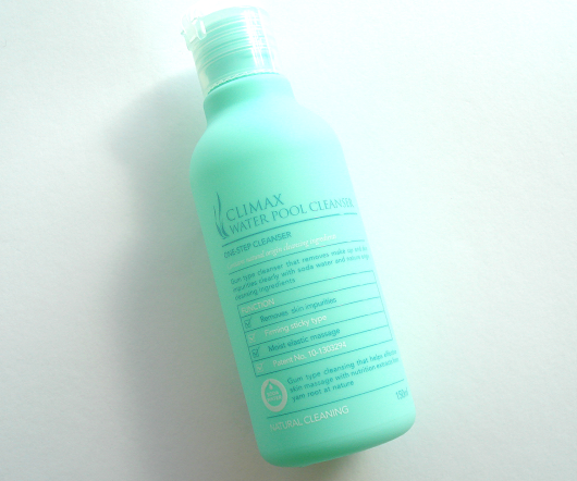 - - A.H.C. Climax Water Pool Cleanser Review - -
