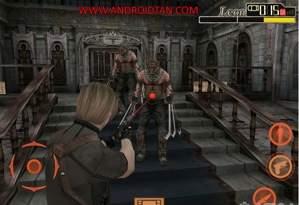 Resident Evil 4 Mod Apk Android