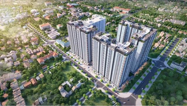 Chung cư Tây Nam Linh Đàm- Lựa chọn mua nhà trong năm 2020 cho người có tích lũy trung bình – khá?