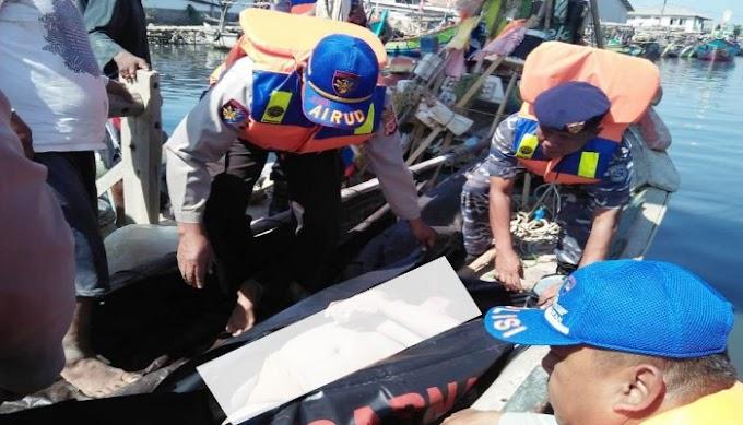 Lanal Cirebon Laksanakan SAR Korban Nelayan Tenggelam di Perairan Klip Tanjung Losari