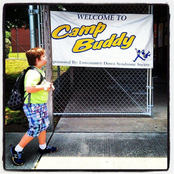camp buddy game