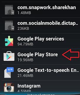 Play Store Errors