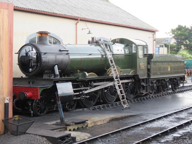Michael's Model Railways: West Somerset Railway