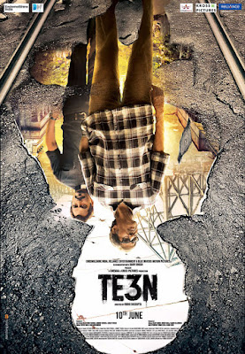 TE3N 2016 Hindi DVDRip 480p 400mb bollywood movie te3n amitabh bachan movie te3n 300mb 400mb compressed small size 480p free download or watch online at world4ufree.pw