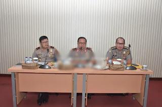 Rapat Anev Mingguan Polda Jambi Dipimpin Langsung Oleh Kapolda Jambi