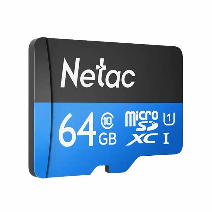 Thẻ nhớ Netac 64G chính hãng tại Bến Tre
