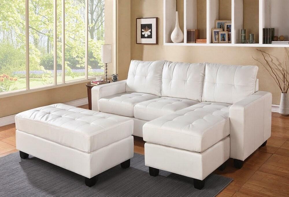 white leather couch white leather couch with chaise